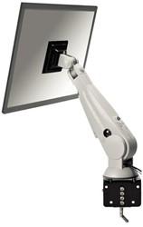 "LCD MONITORARM NEWSTAR D100 10-24"" KLEM CREME 1 STUK"