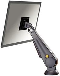 "LCD MONITORARM NEWSTAR D200 10-24"" DOORV ZWART 1 STUK"
