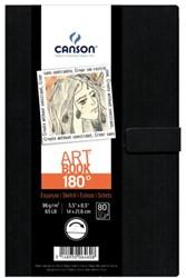 TEKENBLOK CANSON ART 140X216MM 180 GRADEN 96GR 80V 80 Vel