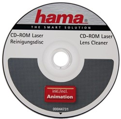 REINIGING HAMA CD LENS 1 Stuk