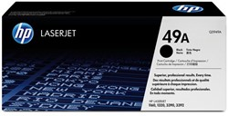 TONERCARTRIDGE HP 49A Q5949A 2.5K ZWART 1 Stuk