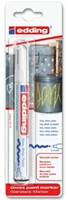 VILTSTIFT EDDING 750/1 LAK ROND 2-4MM WIT 1 Stuk-1