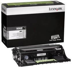 DRUM LEXMARK 50F0Z00 60K ZWART 1 Stuk