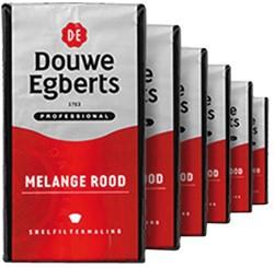 KOFFIE DOUWE EGBERTS SNELFILTER 500GR 500 Gram