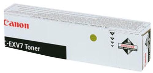 TONERCARTRIDGE CANON C-EXV 7 5.3K ZWART 1 Stuk