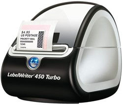 LABELWRITER DYMO LW450 TURBO 1 Stuk