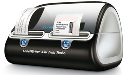LABELWRITER DYMO LW450 TWIN TURBO 1 Stuk