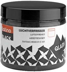 LUCHTVERFRISSER SATINO BLACK QLASH 6 Pot
