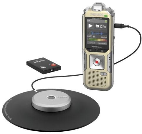 DIGITAL VOICE RECORDER PHILIPS DVT 8010 1 Stuk