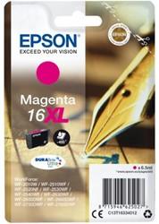 INKCARTRIDGE EPSON 16XL T1633 ROOD 1 Stuk