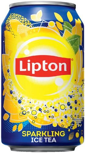 Frisdrank Lipton Ice Tea blikje 0.33L 33 Centiliter
