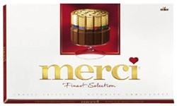 MERCI FINEST SELECTION 400GR 1 Doos