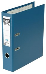 ORDNER ELBA RADO PLAST A4 80MM PVC BLAUW 1 Stuk