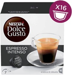 DOLCE GUSTO ESPRESSO INTENSO 16 CUPS 16 Cup