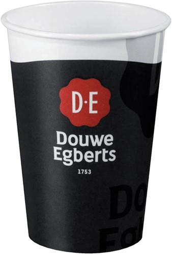 DOUWE EGBERTS BEKER PAPER CUPS 180CC 100 STUKS 100 Stuk