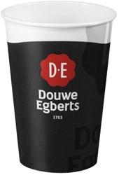 BEKER PAPER CUPS DOUWE EGBERTS 180CC 100 Stuk