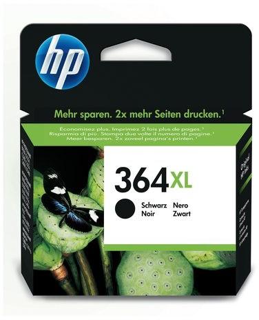 INKCARTRIDGE HP 364XL CN684EE ZWART 1 Stuk