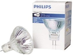 HALOGEENLAMP PHILIPS GU4 20W 12V BRILLIANTLINE 1 Stuk
