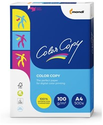 LASERPAPIER COLOR COPY A4 100GR WIT 500