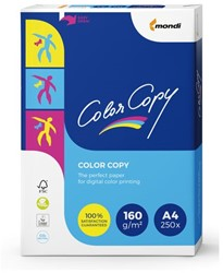 LASERPAPIER COLOR COPY A4 160GR WIT 250