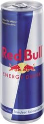 ENERGY DRANK RED BULL BLIKJE 0.25L 25