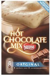 CHOCOLADE NESTLE HOT CHOCOLADE MIX 50 Stuk