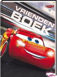 VRIENDENBOEK DISNEY CARS 3 1 Stuk
