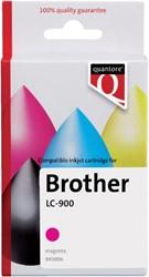 INKCARTRIDGE QUANTORE BRO LC-900 ROOD 1 Stuk