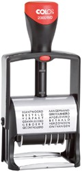 WOORD-DATUMSTEMPEL COLOP S2000 1 Stuk