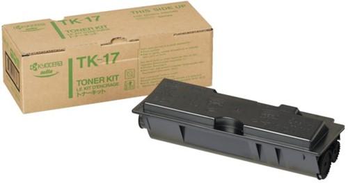 TONER KYOCERA TK-17 6K ZWART 1 Stuk