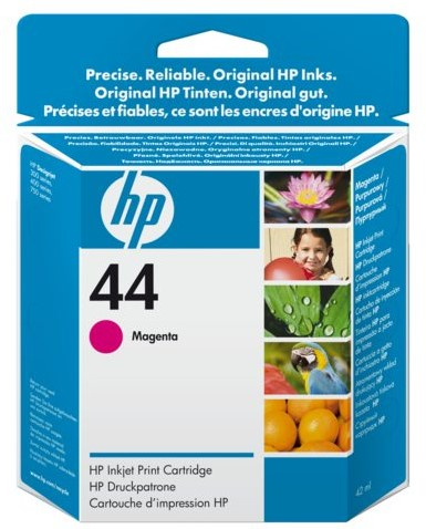 INKCARTRIDGE HP 44 51644ME ROOD 1 Stuk
