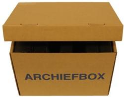 ARCHIEFDOOS CLEVERPACK VOOR ORDNERS 400X320X292MM 4 Stuk