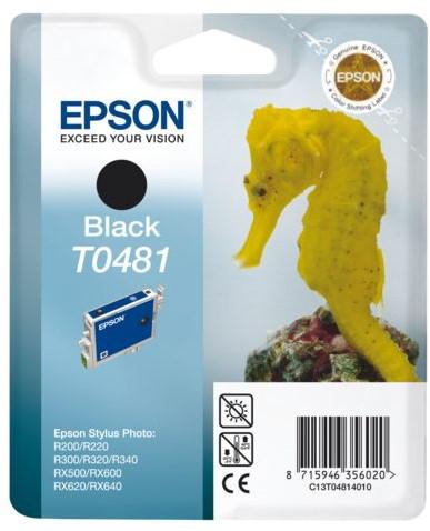 INKCARTRIDGE EPSON T048140 ZWART 1 Stuk