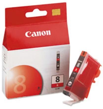 INKCARTRIDGE CANON CLI-8 RED 1 Stuk