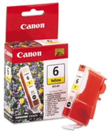 INKCARTRIDGE CANON BCI-6 GEEL 1 Stuk
