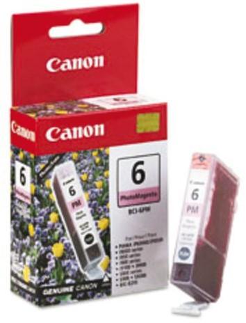 INKCARTRIDGE CANON BCI-6 FOTO ROOD 1 Stuk
