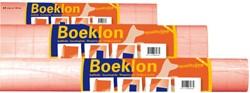 KAFTFOLIE BOEKLON 33CMX2.5M ZELFKL MAT 1 ROL