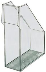TIJDSCHRIFTCASSETTE LEITZ 2475 A4 HOOG GLASHELDER 1 Stuk