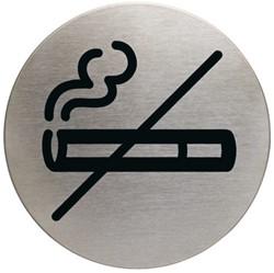 INFOBORD PICTOGRAM DURABLE NIET ROKEN ROND 83MM 1 Stuk