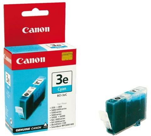 INKCARTRIDGE CANON BCI-3E BLAUW 1 Stuk