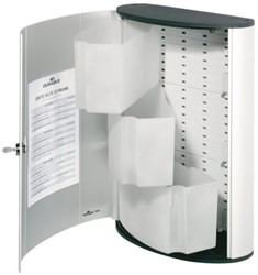 EHBO KAST DURABLE BOX L 400X302X118MM 1 Stuk