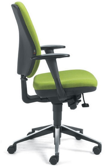 Bureaustoel 60 Cm Zithoogte.Bureaustoel Beta Aalsmeer 24zw 093m Zithoogte 40 53cm One Stop