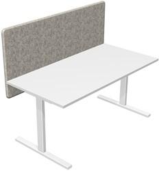 Akoestische Wand Desk 760 Stofgroep Synergy