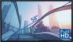 Touchscreen STX-5810 58 Inch Full HD