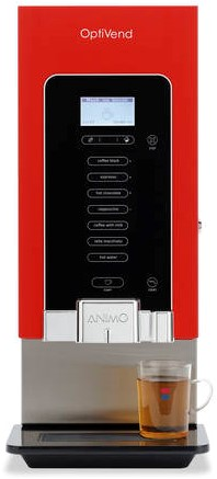 ANIMO OPTIVEND 21S NG INSTANT KOFFIEAUTOMAAT