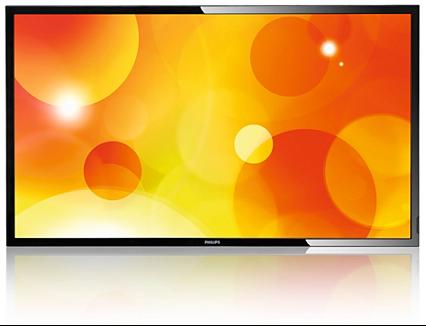 Signage Scherm Philips BDL3230QL 32 Inch Full HD 350cd/m2 18/7