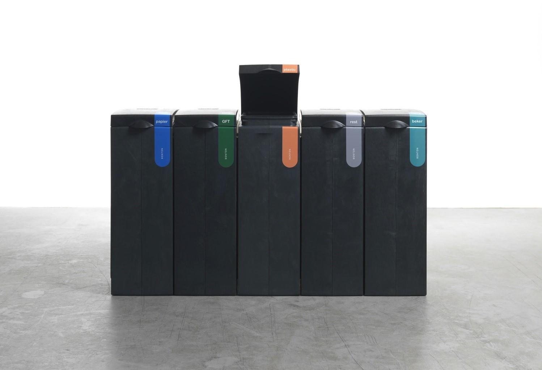 Afvalbak Bonton Plastic