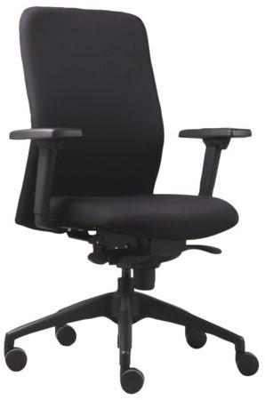 Bureaustoel VLS 03 3D armleggers
