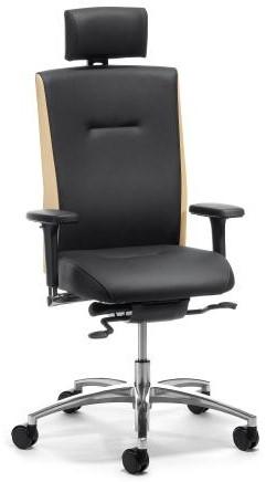 Bureaustoel Met Neksteun.Bureaustoel Met Hoofdsteun Voor Een Gezonde Werkhouding