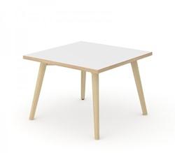 Koffietafel Nova Wood Vierkant - Houten Frame